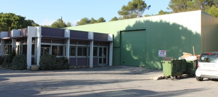 For Sale Warehouse with offices 675 m2 – Sophia Antipolis