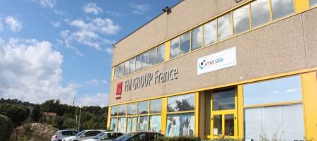 For Rent Grasse Le Plan Industrial Premises + Office 306 m2
