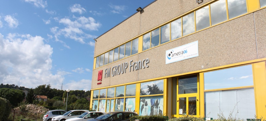 For Rent Grasse Le Plan Industrial Premises + Office 306 m2