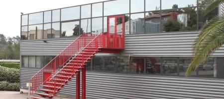 Locaux A Louer Grasse 1200 m2